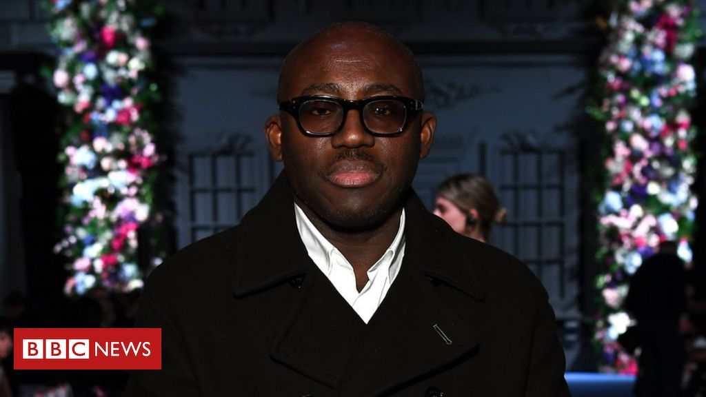 The magazine, described by Enninful to the BBC as a