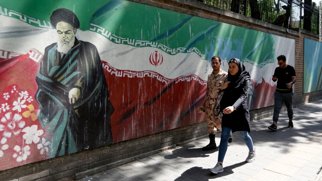 Iran's announcement that it is violating the terms of the JCPOA -- otherwise known as the