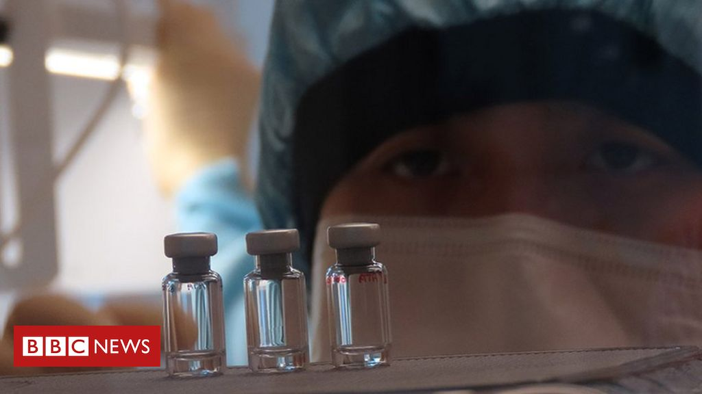 A vaccine is often seen as the holy grail that will end the pandemic.